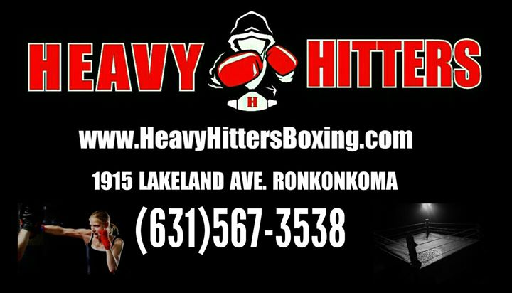 Heavy hitters boxing Gym 1