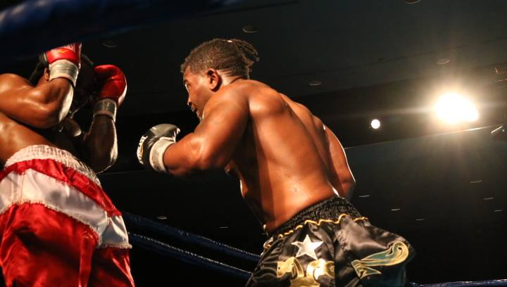 Cus D'Amato's KO Boxing Gym Inc 1