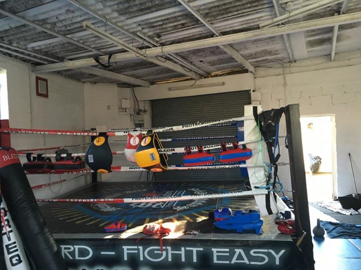 Siam thai boxing gym gyms near me south croydon
