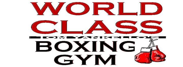 Tom Yankello's World Class Boxing Gym 1