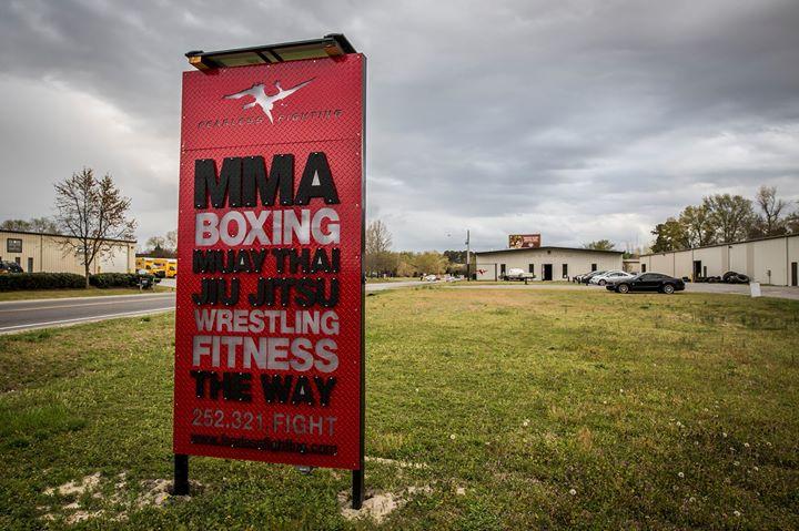 Fearless MMA 1