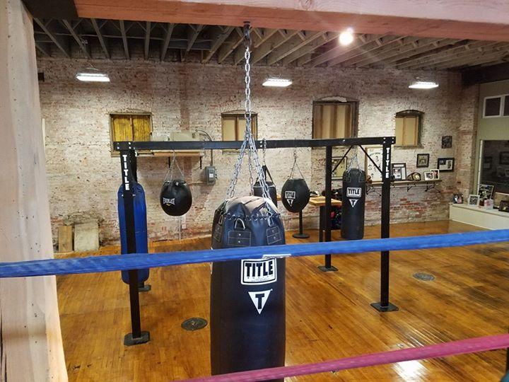 Spokane boxing gym gyms near me united