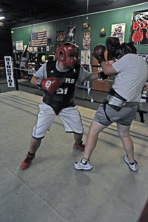 Randazzo Brothers Boxing Gym 3
