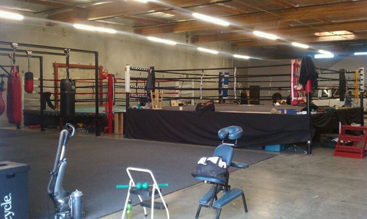 Undefeated Boxing Academy 1
