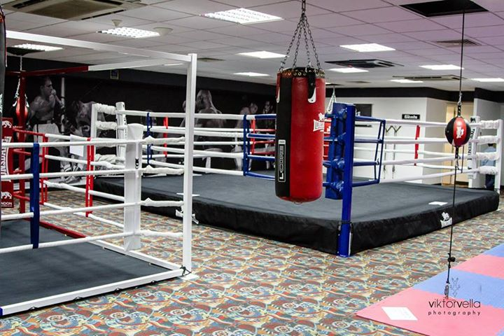 Wise Guys Boxing & Intense Fitness Gym 1