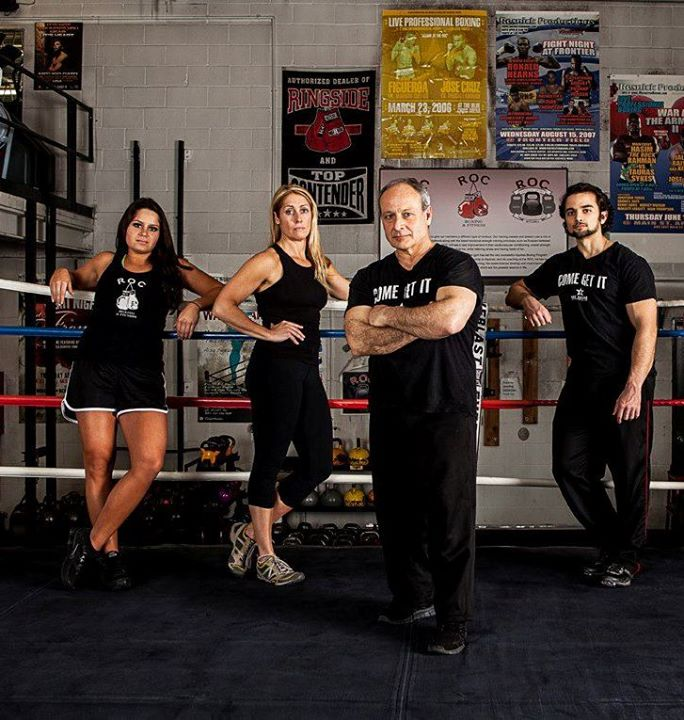 ROC Boxing & Fitness Center 1