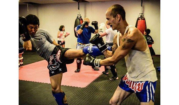 Muay Thai: Muay Thai Near Me