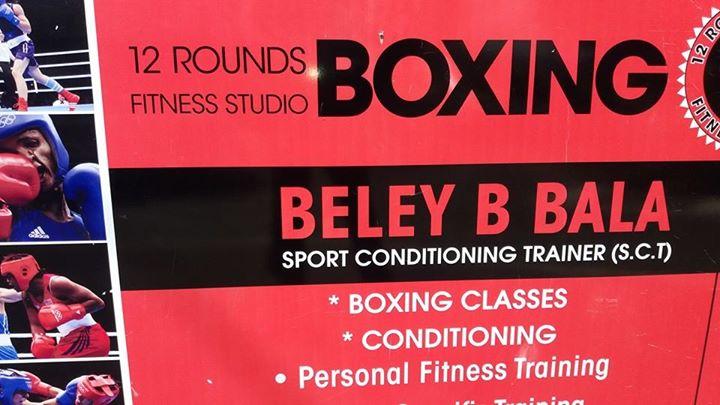 12 Rounds Boxing Fitness Studio 5