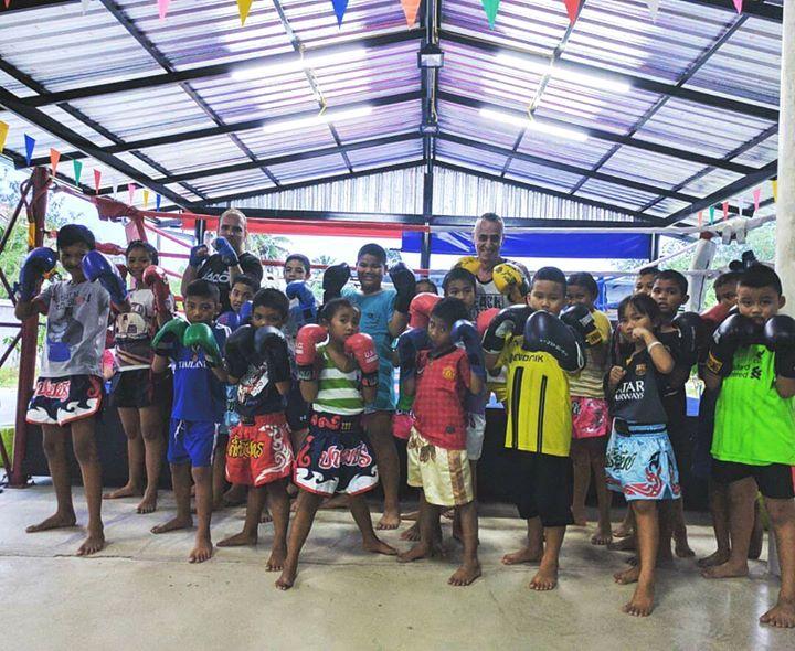 Beach Boxing Gym Thailand 1