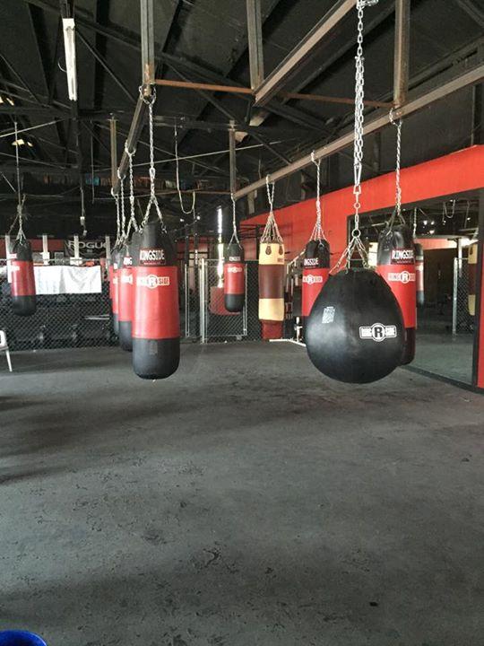Panterita's Boxing Gym 1