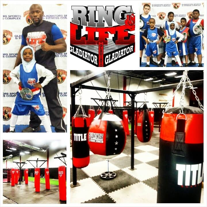 Gladiator Boxing & BarBell 5