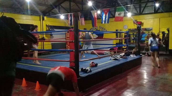 Power Fist Boxing Gym 1
