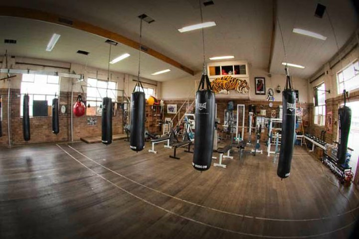 Leo Berry's Gym - Richmond Boxing Club 1
