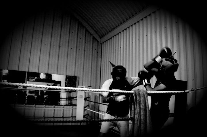 Mancunian Amateur Boxing Club. 1