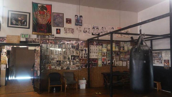Broadway Boxing Gym 1