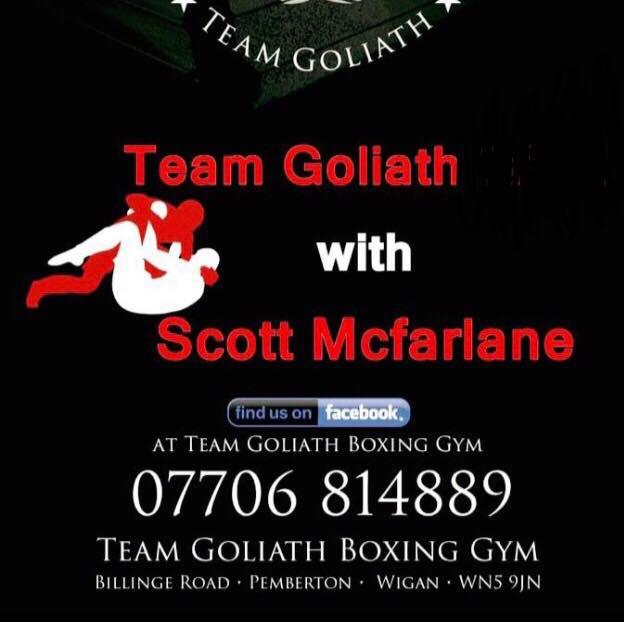 Team Goliath Boxing Gym 1