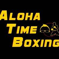 Aloha Time Boxing Studio 2