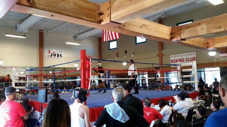Jurupa Valley Boxing Club 3