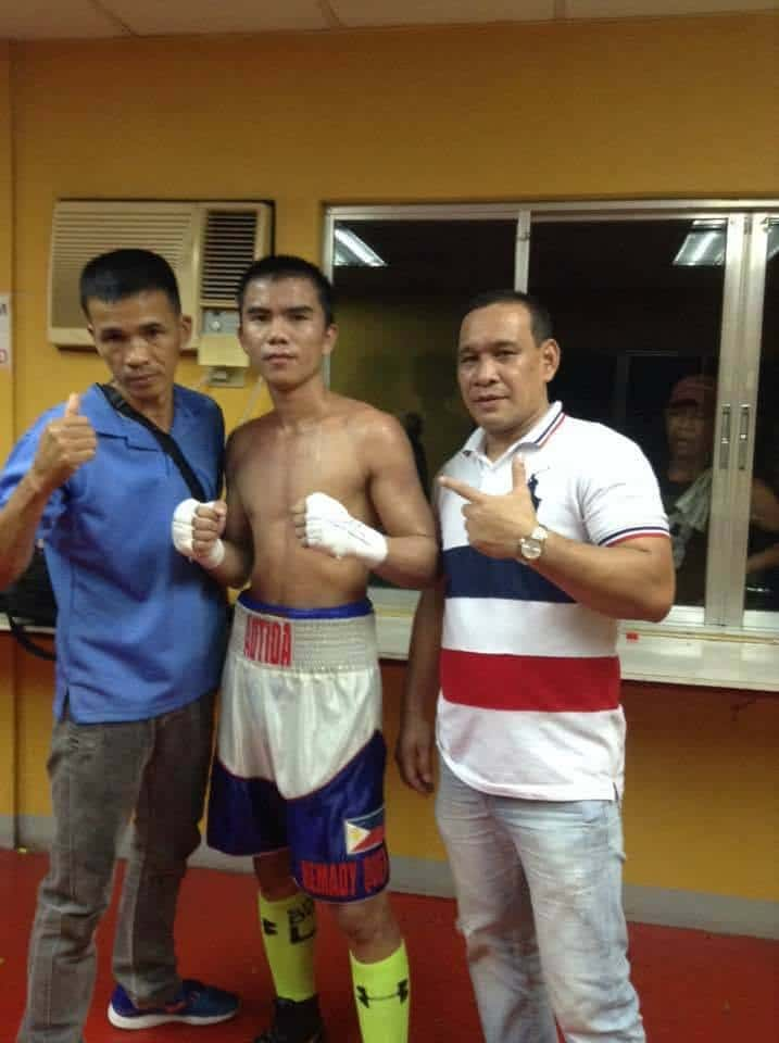 Peñalosa Boxing Gym Hemady, QC Branch 1